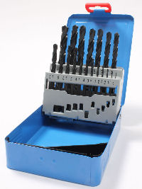 PRESTO 1.0 - 13mm 'ELITE RANGE' HSS DRILL SET (25PC)  09522M25
