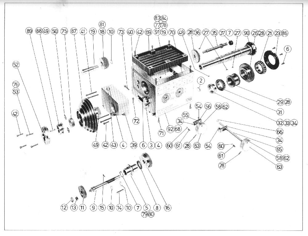 diagram of engine components html